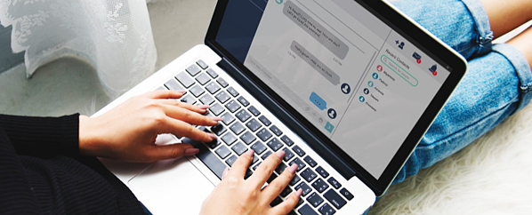 Generate B2B Leads with Live Chat